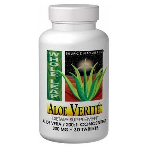 Source Naturals Aloe Verite