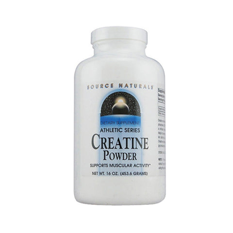 Source Naturals Creatine Powder