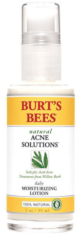 BURT'S BEES - Natural Acne Solutions Daily Moisturizing Lotion