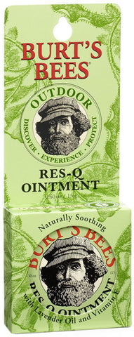 BURT'S BEES - 100% Natural Res-Q Ointment