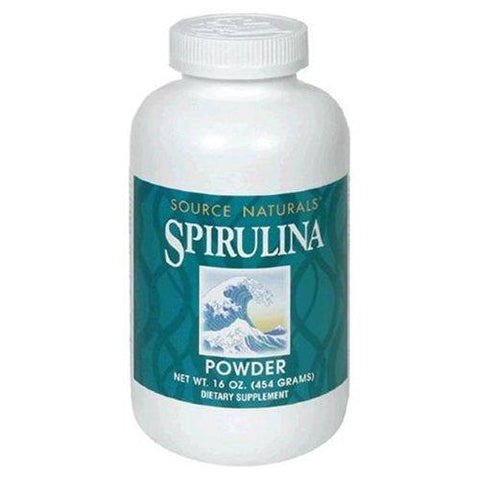 Source Naturals Spirulina Powder