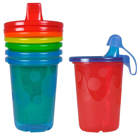 THE FIRST YEARS - Take & Toss Spill-Proof Sippy Cups 10 oz.