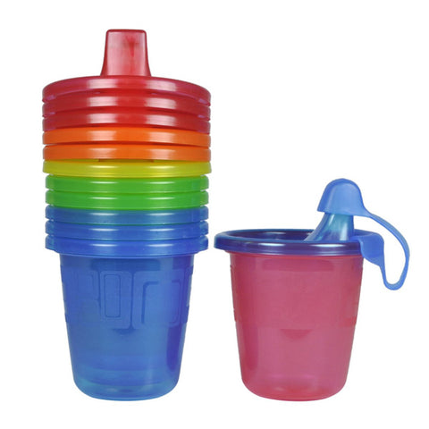 THE FIRST YEARS - Take & Toss Spill-Proof Sippy Cups 7 oz.