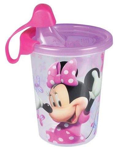THE FIRST YEARS - Disney Minnie Mouse Take & Toss Sippy Cups 10 oz.