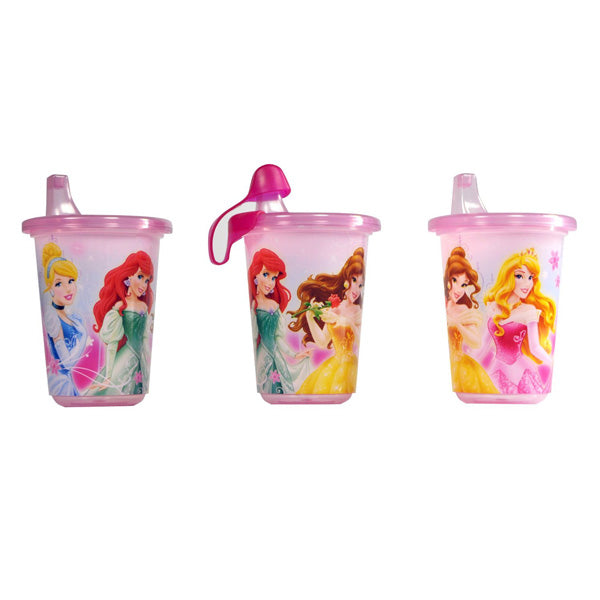 THE FIRST YEARS - Disney Princess Take & Toss Sippy Cups 10 oz.