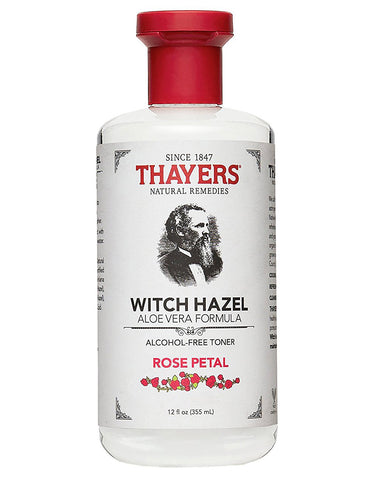 Thayers Rose Petal Witch Hazel Alcohol Free Toner