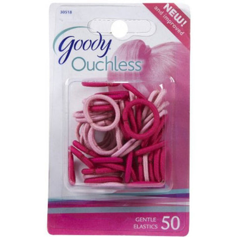GOODY - Ouchless Braided Mini Elastics Bright
