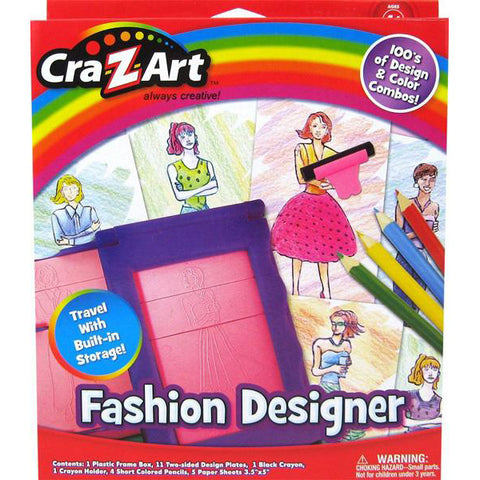 CRA-Z-ART - Fashion Designer