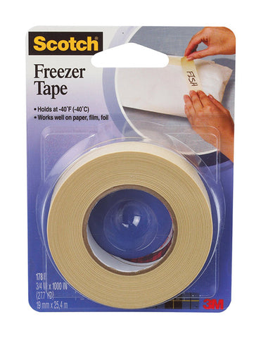 SCOTCH - Freezer Tape