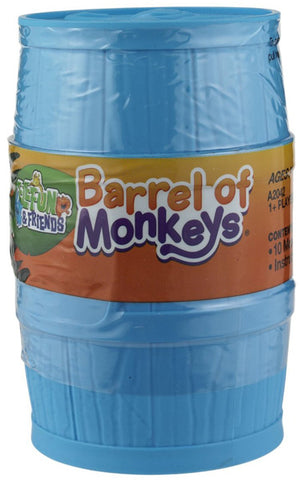 HASBRO - Elefun and Friends Barrel of Monkeys Game