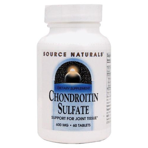 Source Naturals Chondroitin Sulfate