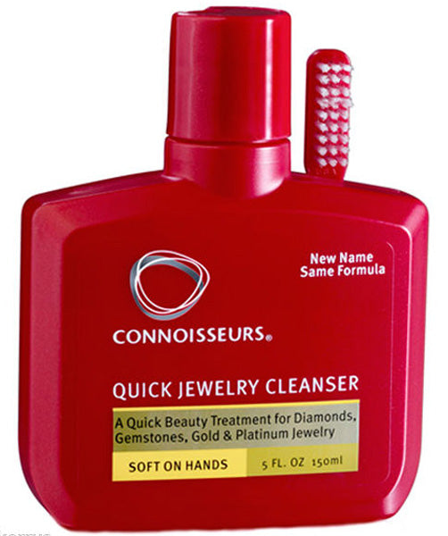 CONNOISSEURS - Jewelry Cleaner Gel with Brush