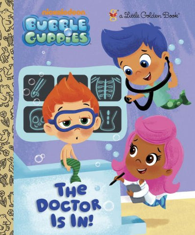 GOLDEN BOOKS - The Doctor is In!