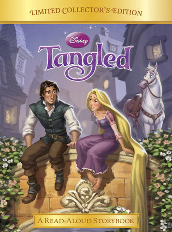 GOLDEN BOOKS - Tangled (Disney Tangled)