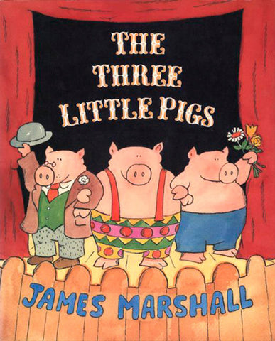 PUFFIN BOOKS - The Three Little Pigs (Disney Classic)