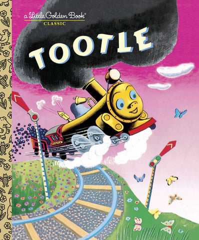 GOLDEN BOOKS - Tootle by Gertrude Crampton
