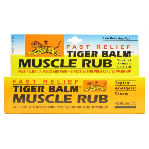 Tiger Balm Muscle Rub