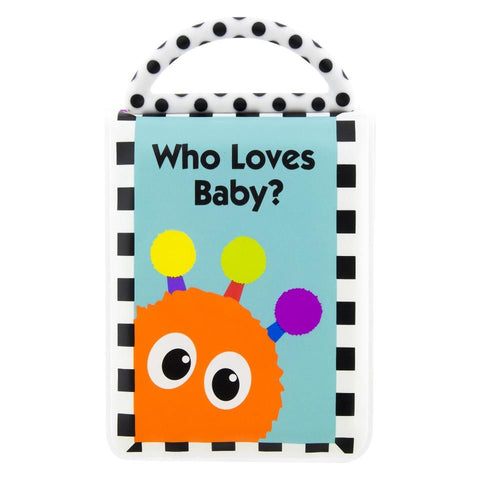 SASSY - Who Loves Baby Photo Book