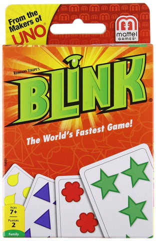 MATTEL - Blink The World's Fastest