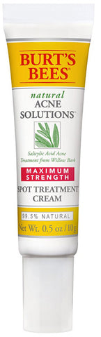 BURT'S BEES - Natural Acne Solutions Maximum Strength Spot Treatment Cream