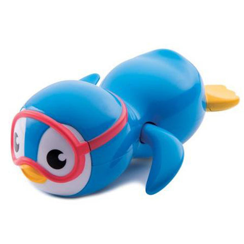 MUNCHKIN - Wind Up Swimming Penguin Toy