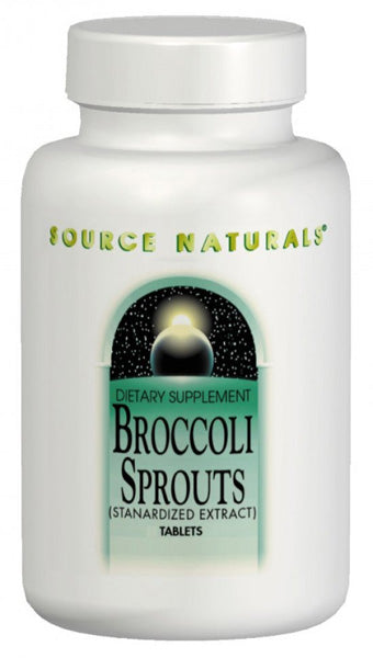 Source Naturals Broccoli Sprouts