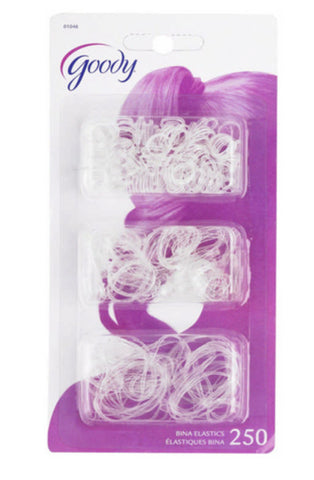 GOODY - Classics Polybands Elastic Multi Clear