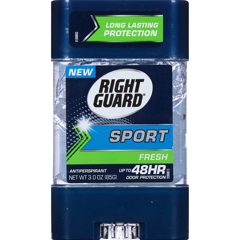 DIAL - Right Guard Sport Clear Gel Antiperspirant Active Fresh