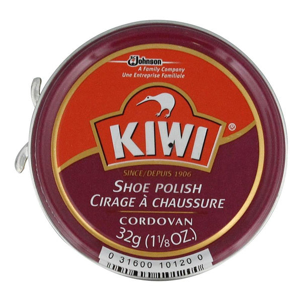 KIWI - Cordovan Shoe Polish Paste