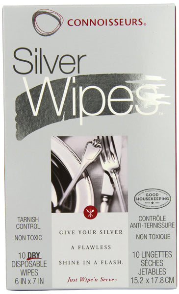 CONNOISSEURS - Silver Wipes