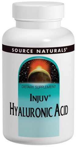 Source Naturals Hyaluronic Acid Injuv