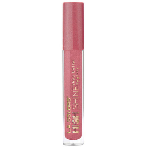 L.A. COLORS - High Shine Shea Butter Lipgloss CLG936 Playful