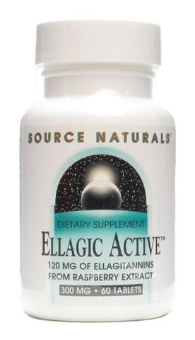 Source Naturals Ellagic Active
