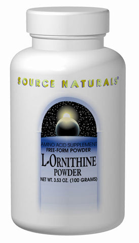 Source Naturals L Ornithine