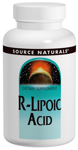 Source Naturals R Lipoic Acid 50 mg