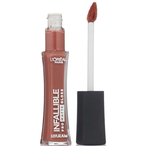 L'OREAL - Infallible Pro-Matte Gloss Bare Attraction