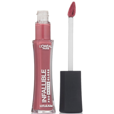 L'OREAL - Infallible Pro-Matte Gloss Blushing Ambition