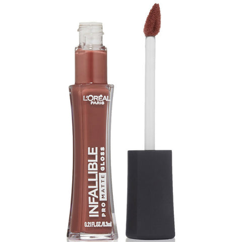 L'OREAL - Infallible Pro-Matte Gloss Statement Nude