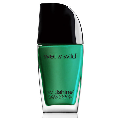 WET N WILD - Wild Shine Nail Color #484C Do Pass Go