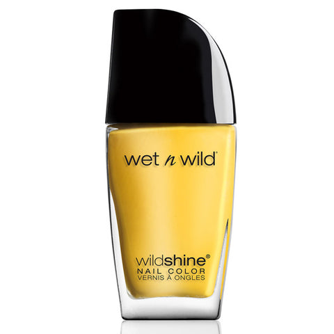 WET N WILD - Wild Shine Nail Color #472D D'oh