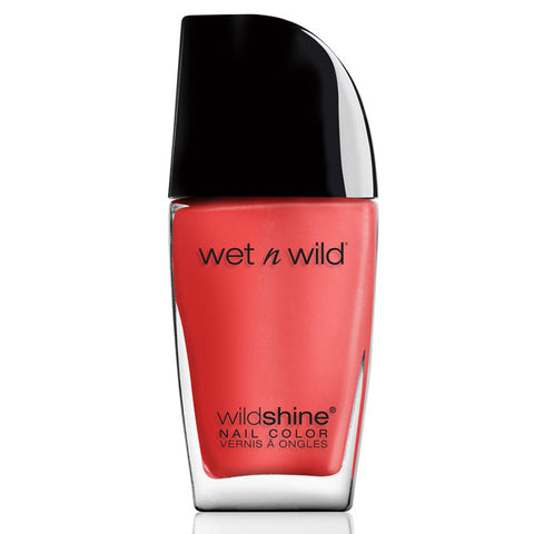 WET N WILD - Wild Shine Nail Color #475C Grasping At Strawberries