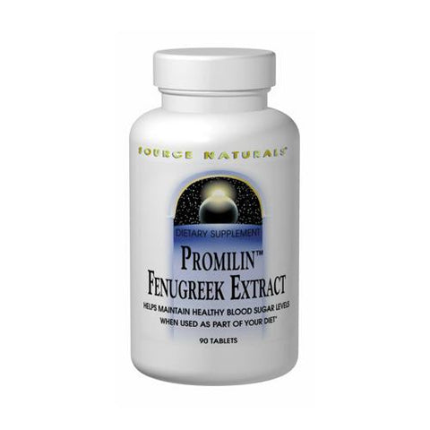 Source Naturals Promilin Fenugreek Extract 500 mg