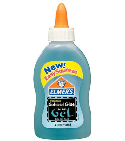 ELMER'S - Washable No Run School Glue Gel