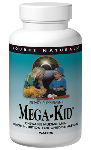 Source Naturals Mega Kid Multiple