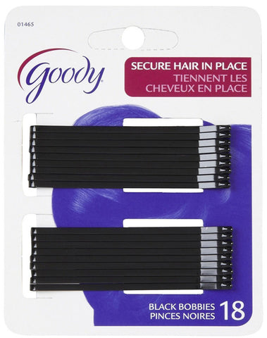 GOODY - Styling Essentials Bobby Pins Black 3 Inches