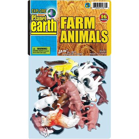 JA-RU - Farm Animals Jumbo Bag