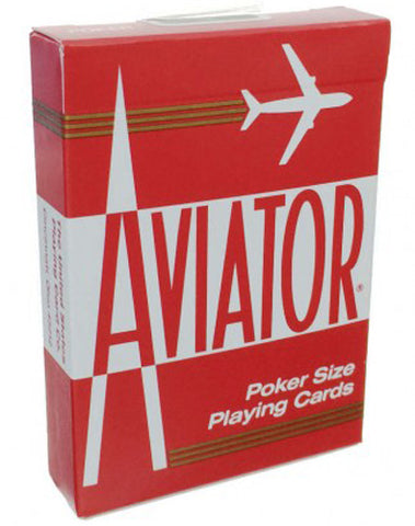AVIATOR - Poker Size Playing Cards