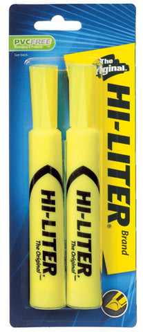 AVERY - Hi-Liter Desk Style Highlighter Fluorescent Yellow