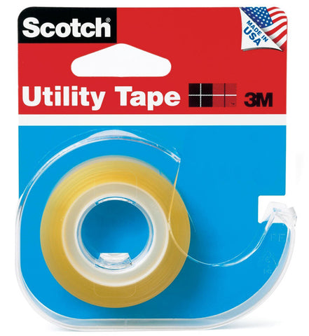 SCOTCH - Utility Tape with Dispenser