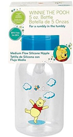 BABY KING - Winnie The Pooh Deluxe Baby Bottle